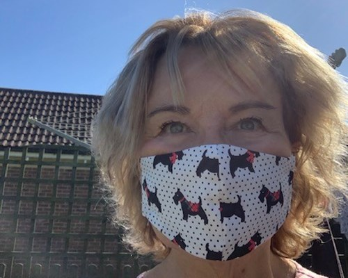 Charity Face Masks: Radio Interview