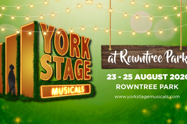 York Stage Musicals at Rowntree Park