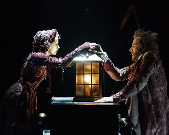 Old Vic: In Camera - A Christmas Carol