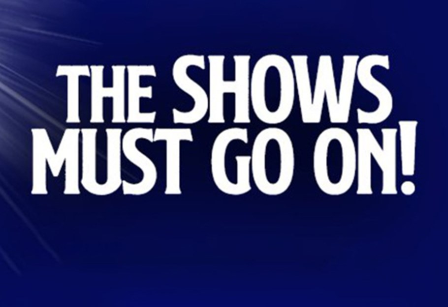The Shows Must Go On series to present two shows a week