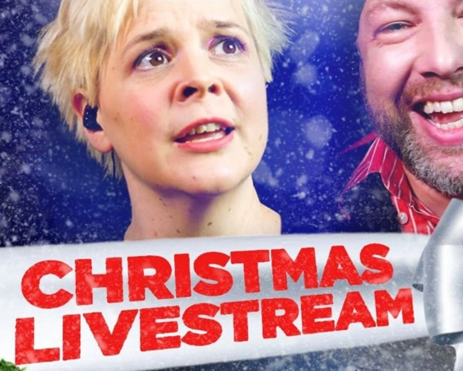Showstopper! The Improvised Musical Christmas Livestream