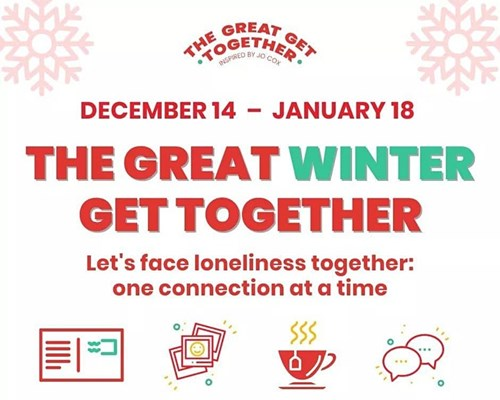 The Great Winter Get Together