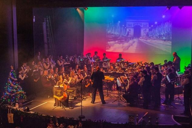 Shepherd Group Brass Band Gala Christmas Concert