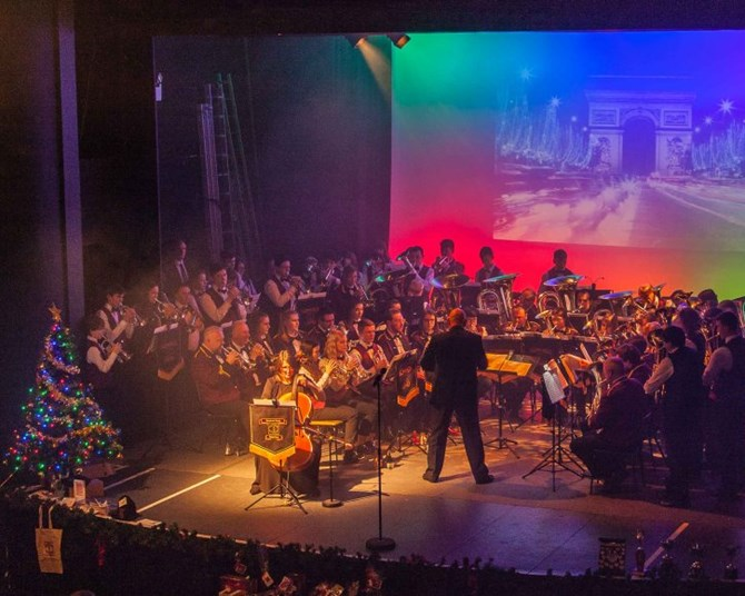 Shepherd Group Brass Band Gala Christmas Concert