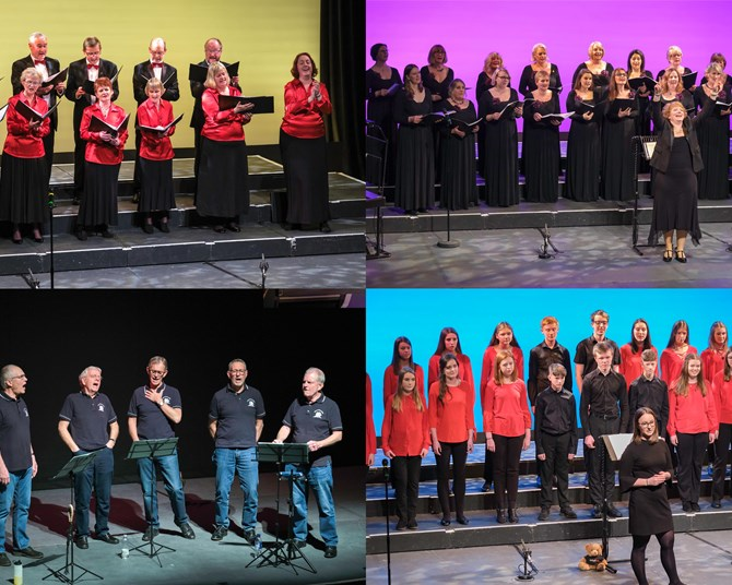 The York Community Choir Festival 2020